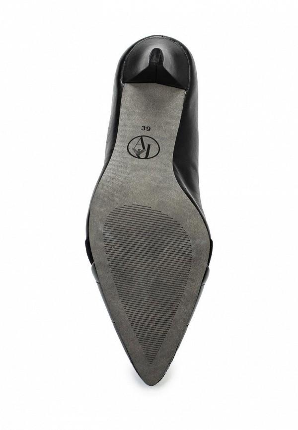 Туфли на каблуке Armani Jeans (Армани Джинс) B5520 15: изображение 3