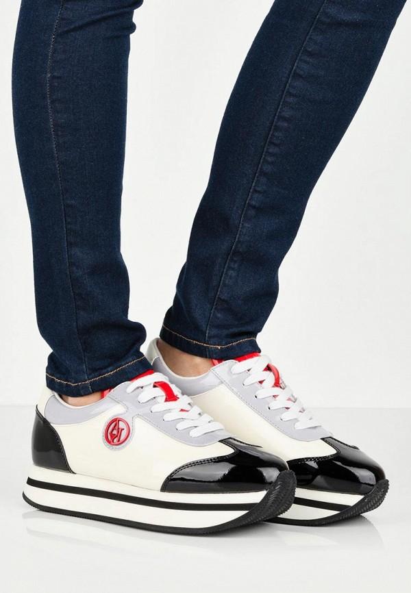 Женские кроссовки Armani Jeans (Армани Джинс) C55C7 56: изображение 5
