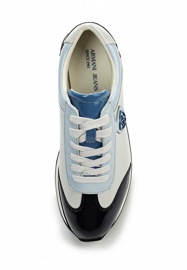 Женские кроссовки Armani Jeans (Армани Джинс) C55C7 56: изображение 9