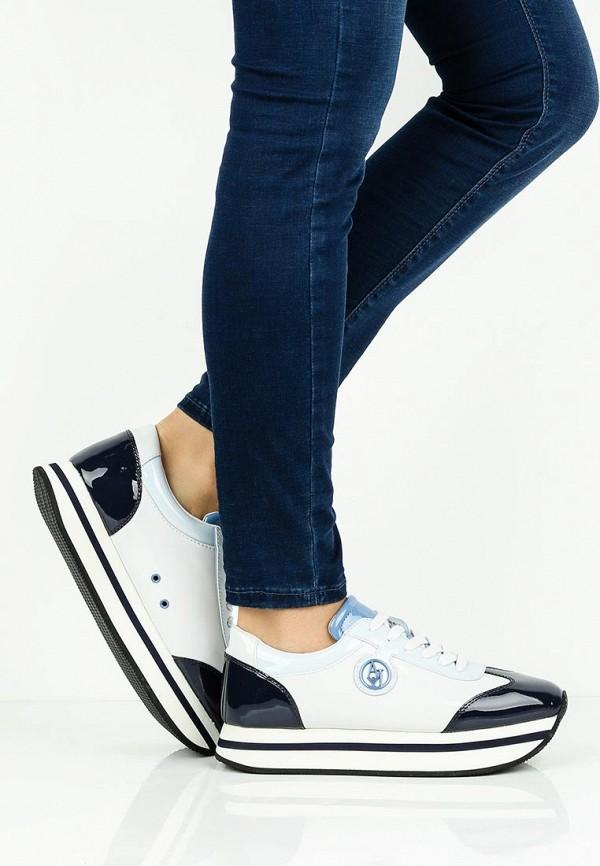 Женские кроссовки Armani Jeans (Армани Джинс) C55C7 56: изображение 10