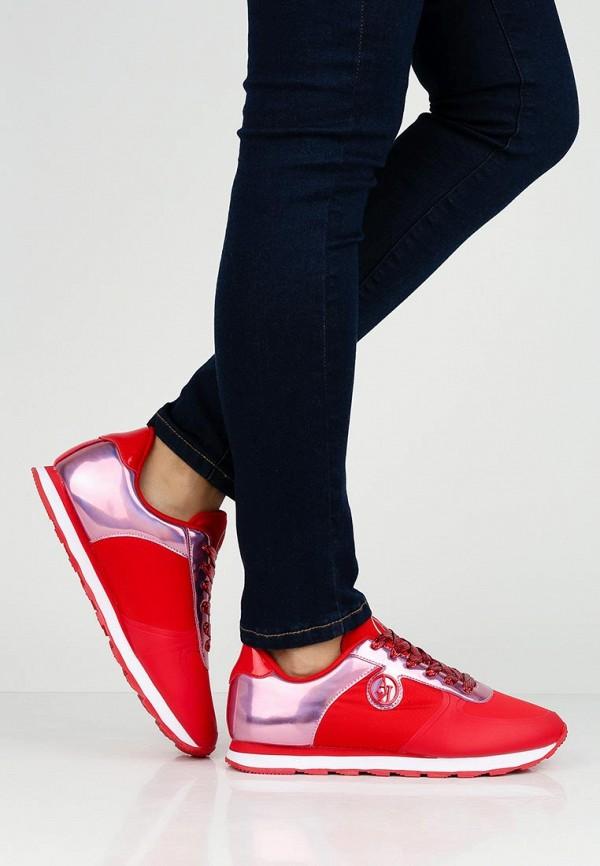 Женские кроссовки Armani Jeans (Армани Джинс) C55C1 48: изображение 5