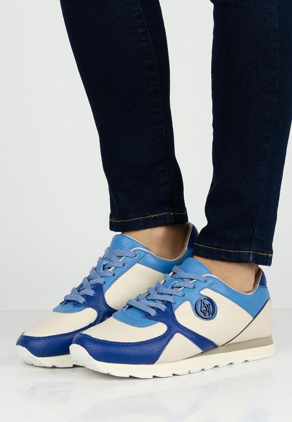 Женские кроссовки Armani Jeans (Армани Джинс) C55C2 49: изображение 5
