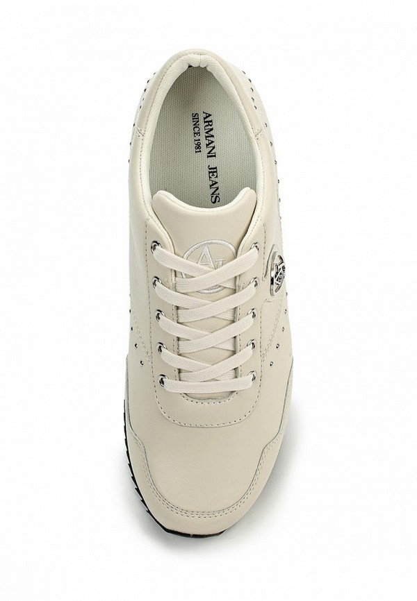 Женские кроссовки Armani Jeans (Армани Джинс) C55C6 54: изображение 4