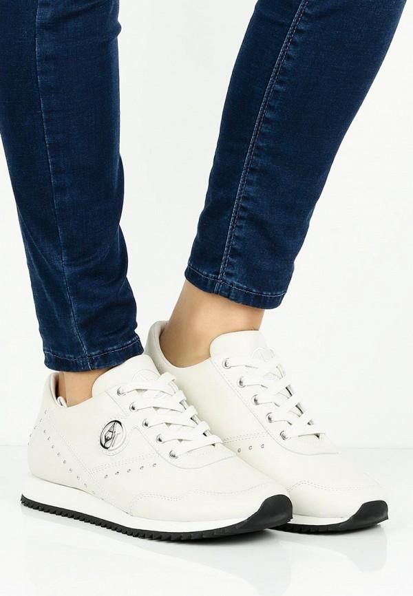 Женские кроссовки Armani Jeans (Армани Джинс) C55C6 54: изображение 5