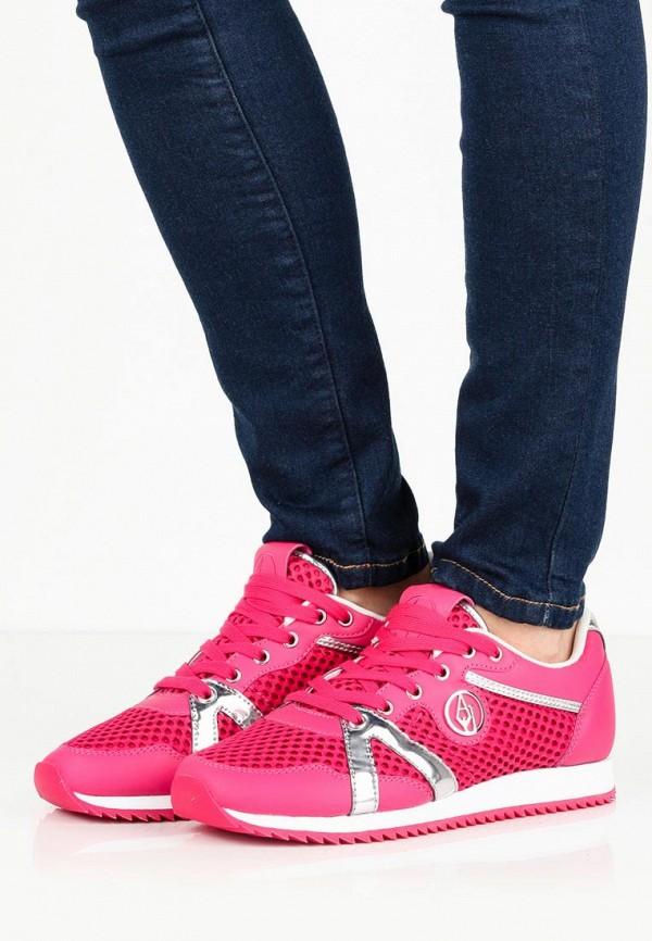 Женские кроссовки Armani Jeans (Армани Джинс) C55C4 52: изображение 5