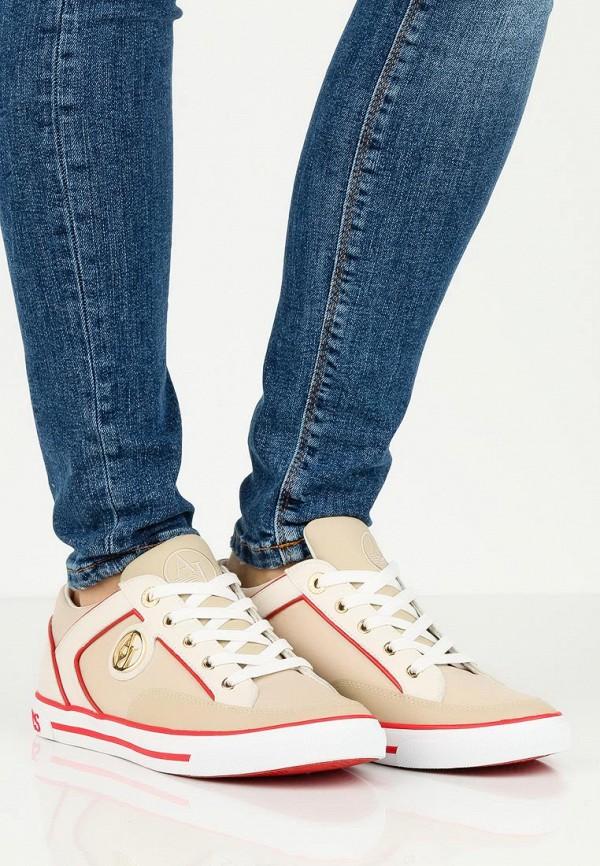 Женские кеды Armani Jeans (Армани Джинс) C55A3 33: изображение 5