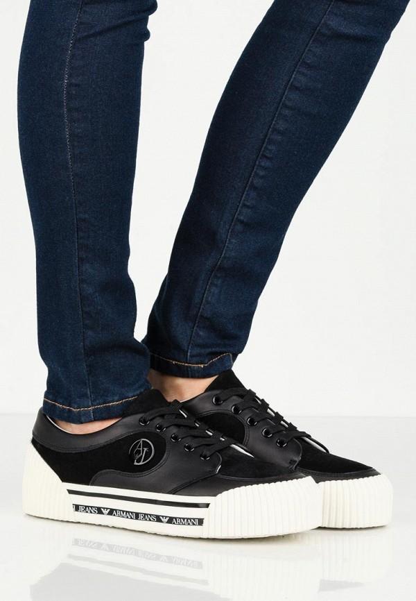 Женские кеды Armani Jeans (Армани Джинс) C55H2 39: изображение 5
