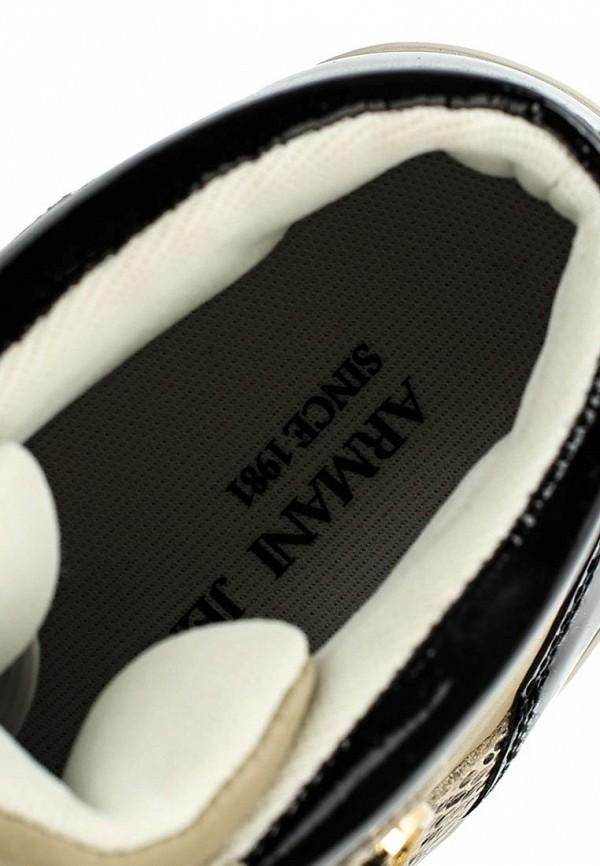 Женские кеды Armani Jeans (Армани Джинс) C55B2 45: изображение 5