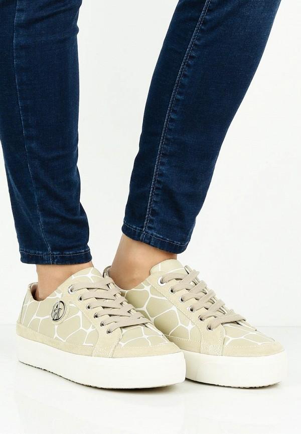 Женские кеды Armani Jeans (Армани Джинс) C55A7 37: изображение 5