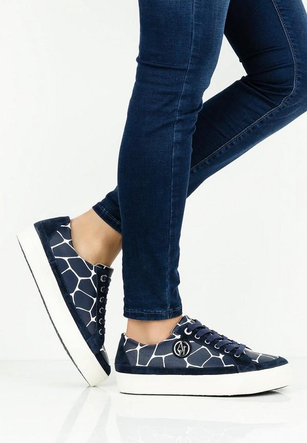 Женские кеды Armani Jeans (Армани Джинс) C55A7 37: изображение 10