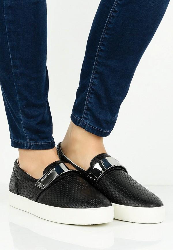 Женские слипоны Armani Jeans (Армани Джинс) C55D2 59: изображение 5