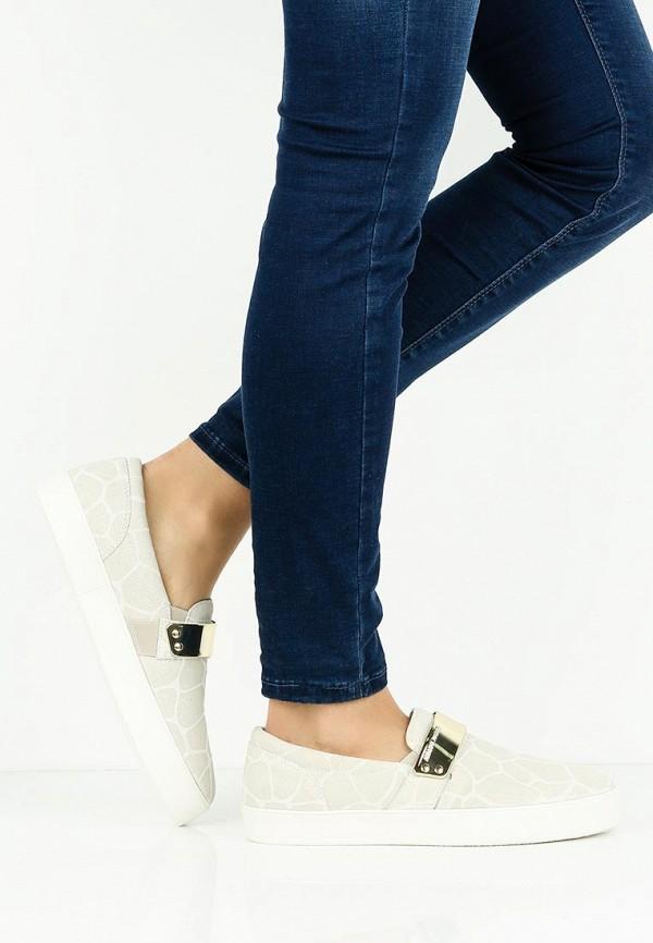 Женские слипоны Armani Jeans (Армани Джинс) C55D1 58: изображение 5