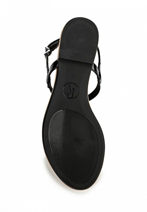 Женские сандалии Armani Jeans (Армани Джинс) C5587 28: изображение 3