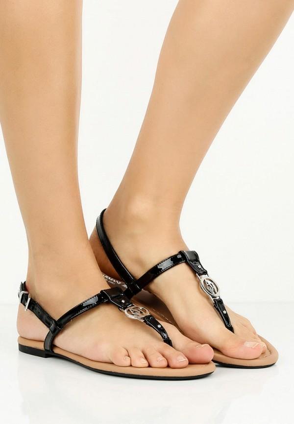 Женские сандалии Armani Jeans (Армани Джинс) C5587 28: изображение 5