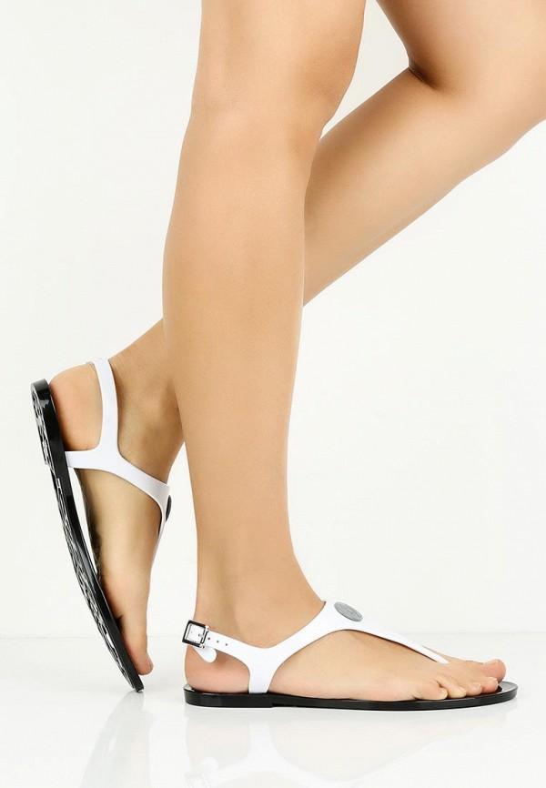 Женские сандалии Armani Jeans (Армани Джинс) C55G6 76: изображение 5