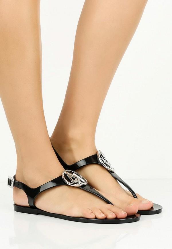Женские сандалии Armani Jeans (Армани Джинс) C55G2 75: изображение 5