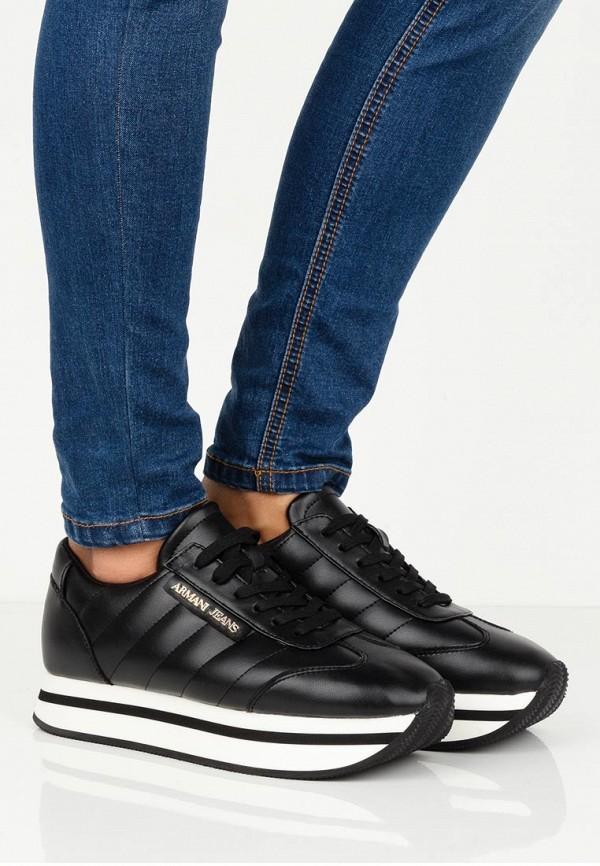 Женские кроссовки Armani Jeans (Армани Джинс) 925082 6A474: изображение 5