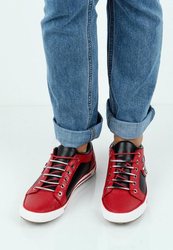 Женские кеды Armani Jeans (Армани Джинс) 925007 6A428: изображение 5