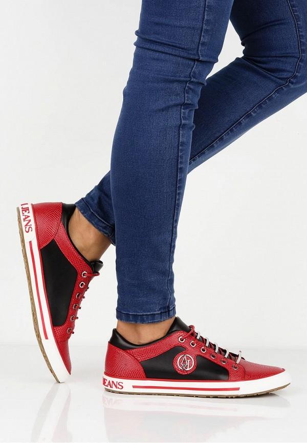 Женские кеды Armani Jeans (Армани Джинс) 925007 6A428: изображение 6