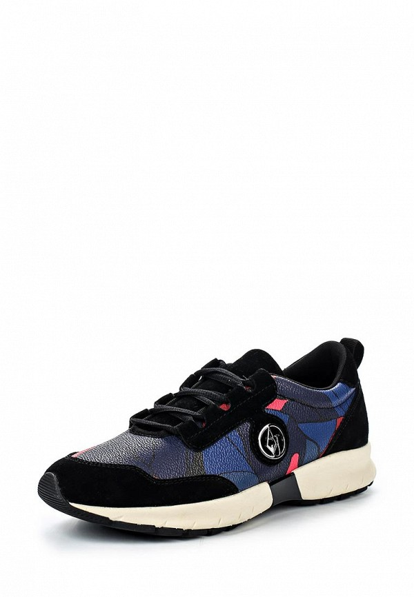 Женские кроссовки Armani Jeans (Армани Джинс) 925015 6A445: изображение 1