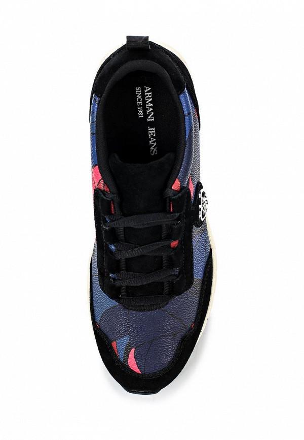 Женские кроссовки Armani Jeans (Армани Джинс) 925015 6A445: изображение 4