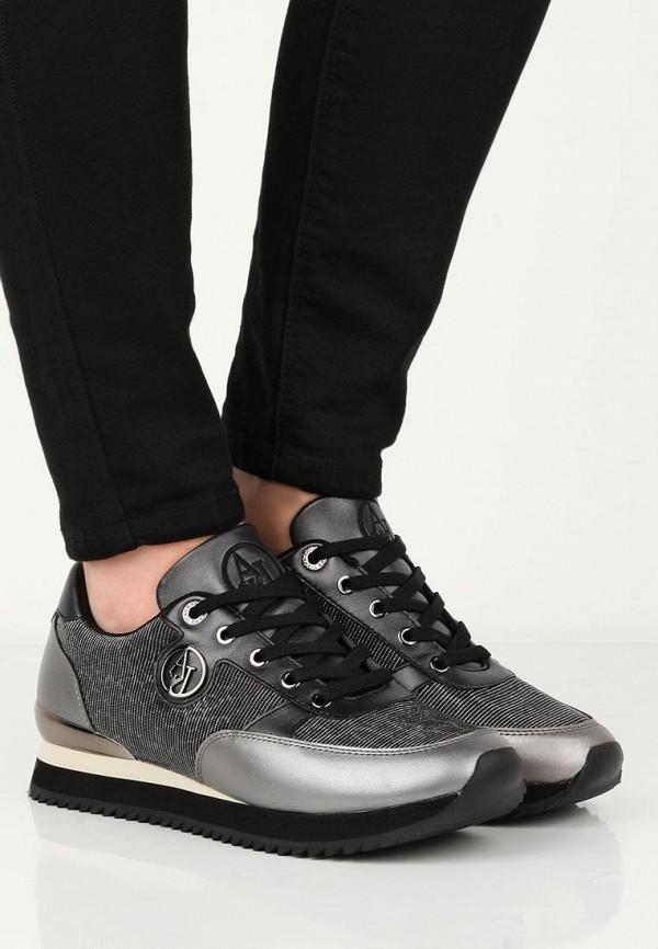 Женские кроссовки Armani Jeans (Армани Джинс) 925014 6A508: изображение 5