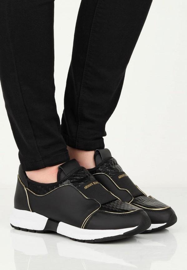 Женские кроссовки Armani Jeans (Армани Джинс) 925088 6A480: изображение 5