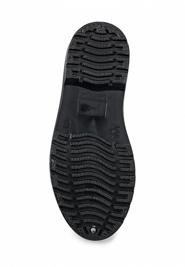 Женские резиновые полусапоги Armani Jeans (Армани Джинс) 925118 6A520: изображение 3