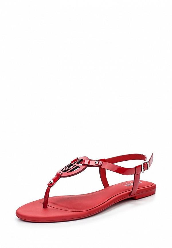 Женские сандалии Armani Jeans (Армани Джинс) 925219 7P613