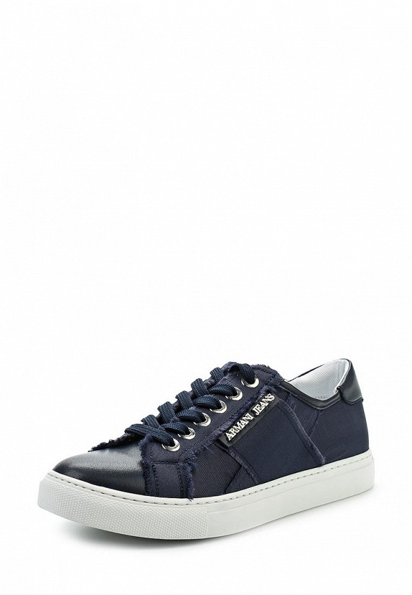 Женские кеды Armani Jeans (Армани Джинс) 925199 7P588