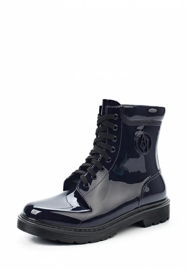 Резиновые ботинки Armani Jeans Armani Jeans AR411AWTXV52 armani jeans шорты женские