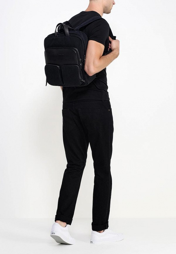 Городской рюкзак Armani Jeans (Армани Джинс) B620C U4: изображение 4