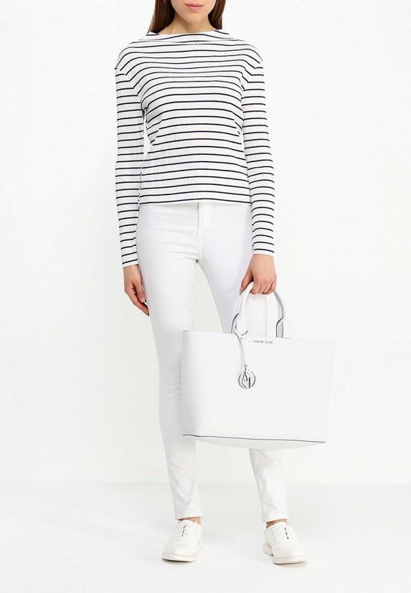 Большая сумка Armani Jeans (Армани Джинс) 0524V v6: изображение 5