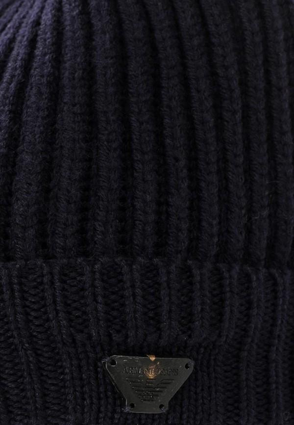 Шапка Armani Jeans (Армани Джинс) 934029 6A757: изображение 4