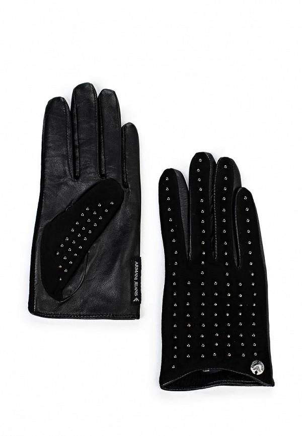 Женские перчатки Armani Jeans (Армани Джинс) B5403 R2: изображение 1