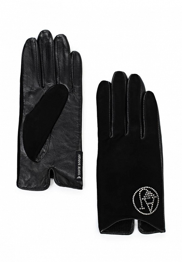Женские перчатки Armani Jeans (Армани Джинс) B5404 R3: изображение 1