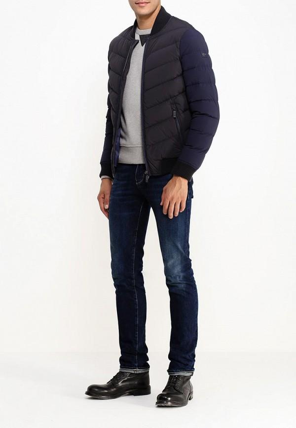 Пуховик Armani Jeans (Армани Джинс) b6b63 bc: изображение 6