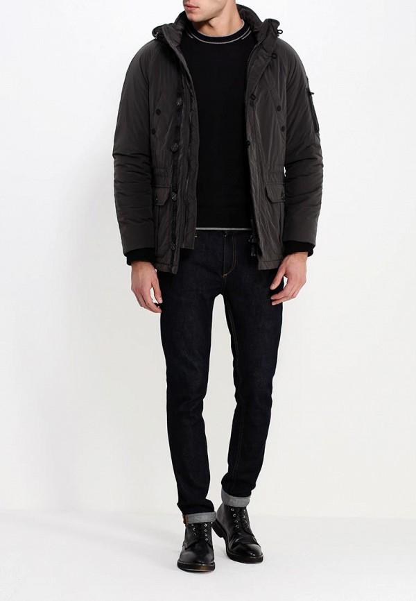 Пуховик Armani Jeans (Армани Джинс) b6k71 ax: изображение 2