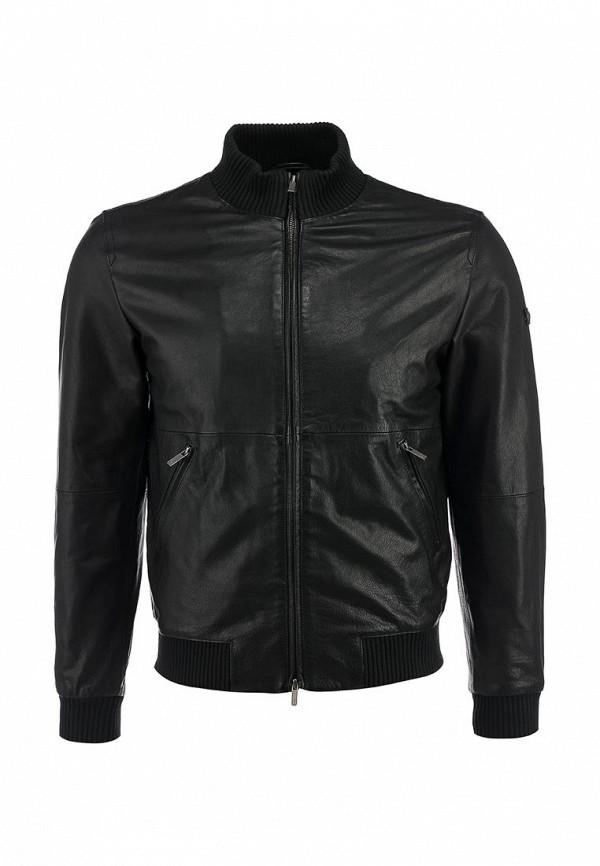 Кожаная куртка Armani Jeans (Армани Джинс) b6b25 mc: изображение 1