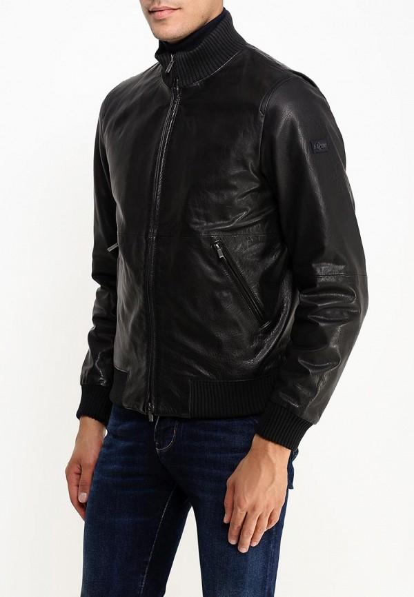 Кожаная куртка Armani Jeans (Армани Джинс) b6b25 mc: изображение 3
