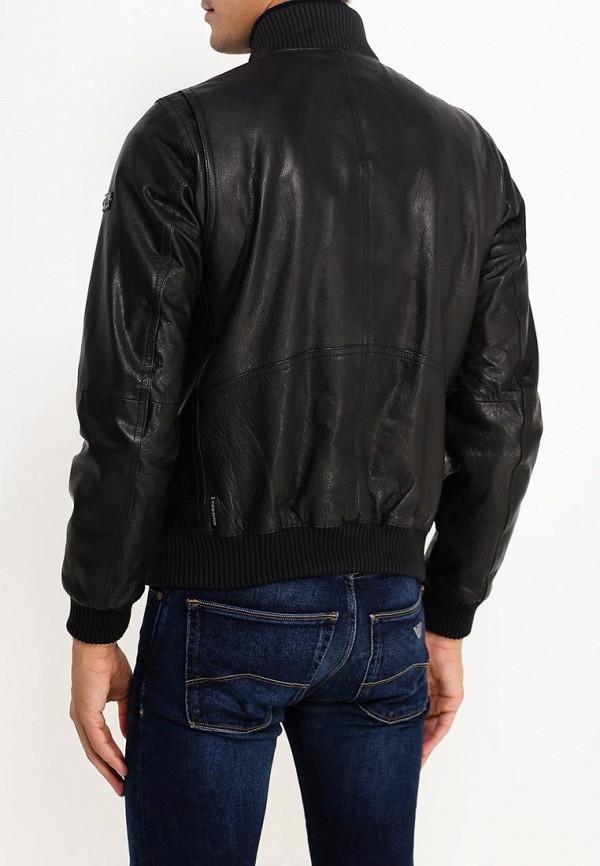 Кожаная куртка Armani Jeans (Армани Джинс) b6b25 mc: изображение 4