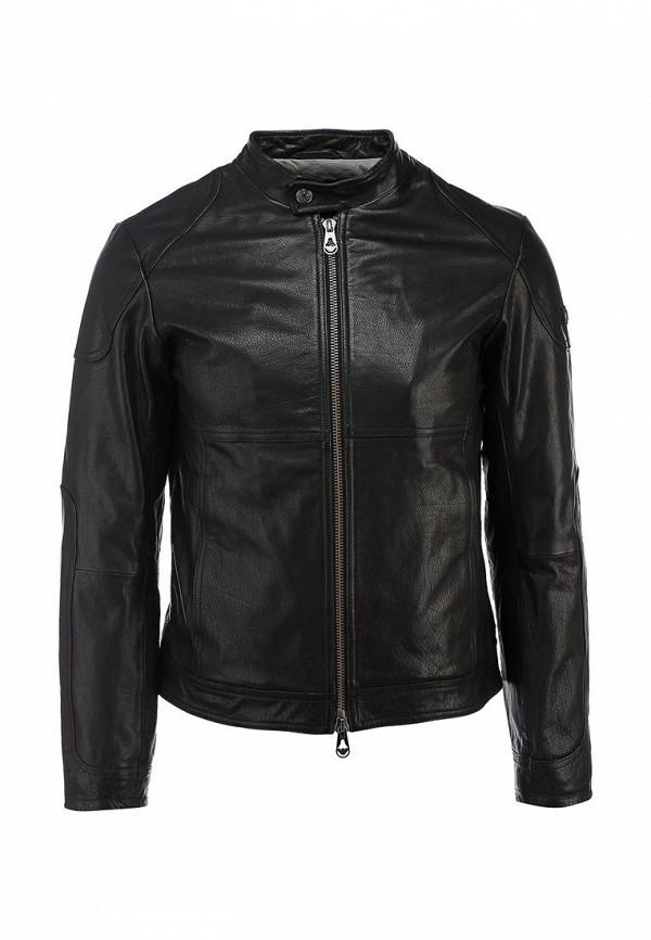 Кожаная куртка Armani Jeans (Армани Джинс) b6b29 md: изображение 1
