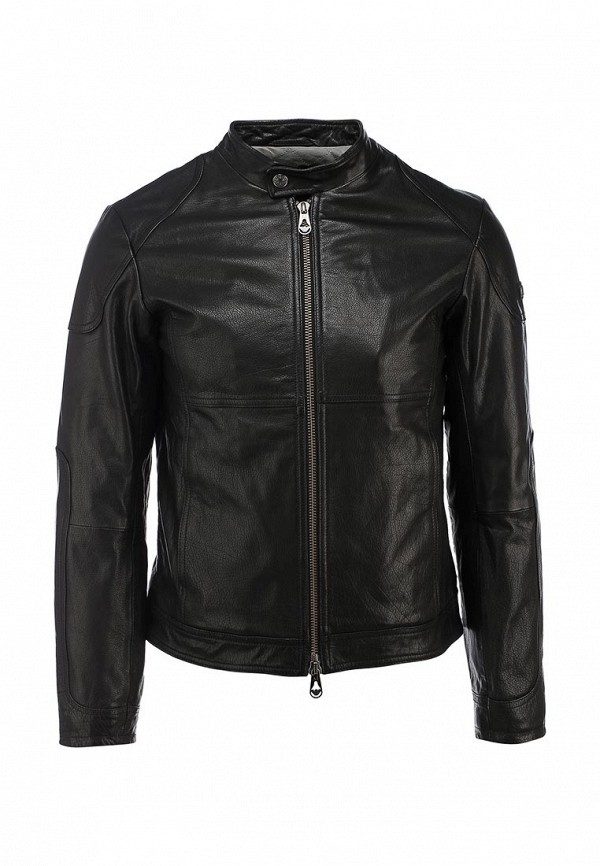 Кожаная куртка Armani Jeans (Армани Джинс) b6b29 md: изображение 2
