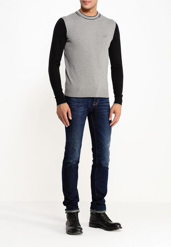 Пуловер Armani Jeans (Армани Джинс) b6w29 vb: изображение 2