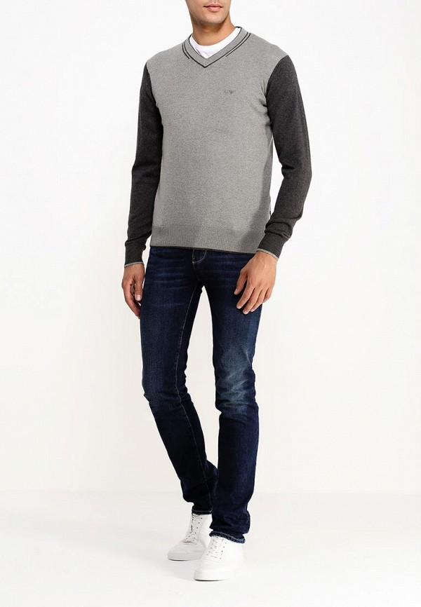 Пуловер Armani Jeans (Армани Джинс) b6w32 vb: изображение 2