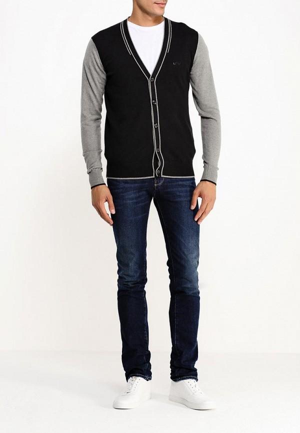 Кардиган Armani Jeans (Армани Джинс) b6w31 vb: изображение 2