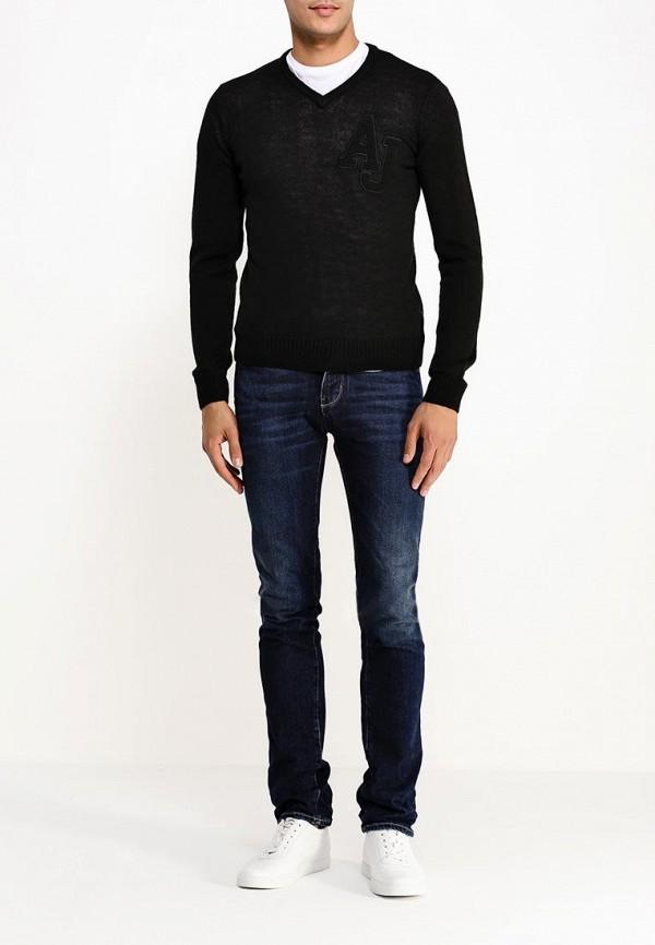 Пуловер Armani Jeans (Армани Джинс) b6w18 ta: изображение 2