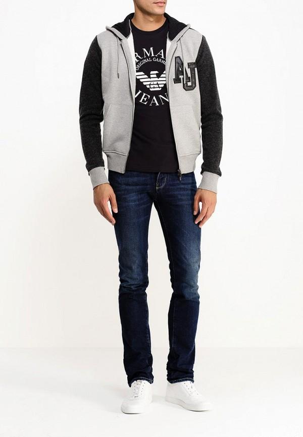 Толстовка Armani Jeans (Армани Джинс) b6w30 tq: изображение 2