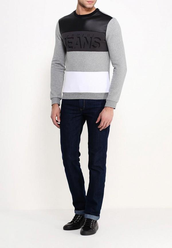 Толстовка Armani Jeans (Армани Джинс) b6m72 bx: изображение 3