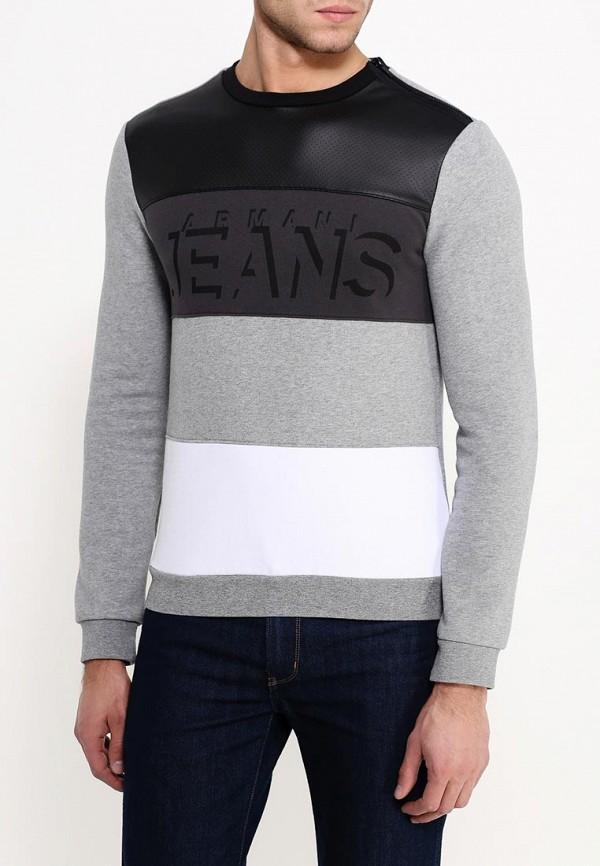 Толстовка Armani Jeans (Армани Джинс) b6m72 bx: изображение 5